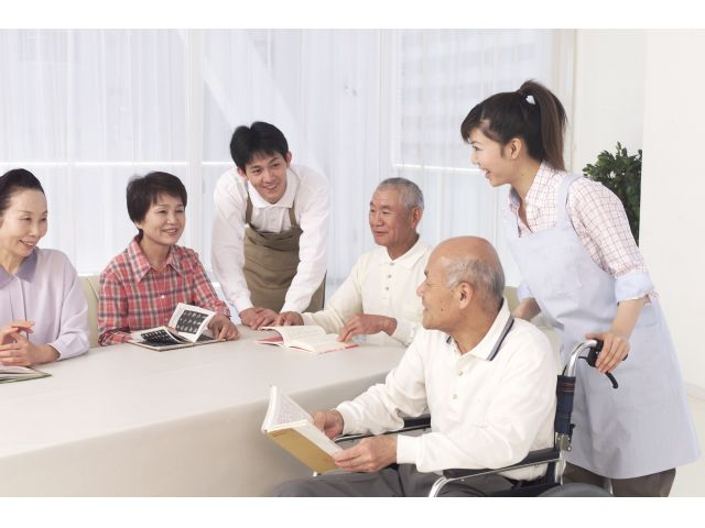 ★鉾田市内にある特別養護老人ホームで募集あり★
