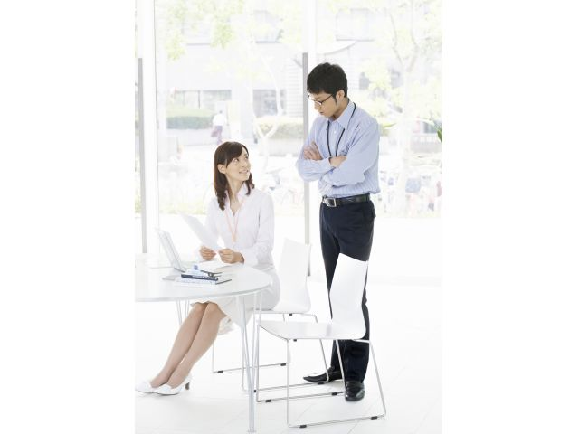 大手企業の工場内における健康管理室